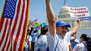 Supporters of immigration reform say it will spur growth and raise living standards.  Opponents disagree.  Who's right? [Credit: ABCNews.go.com]