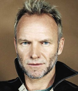"""Sting wrote the stalker's anthem, """"Every Breath You Take,"""" a song that takes on new meaning in light of newest NSA revelations. [Credit: Davids Zondy]"""