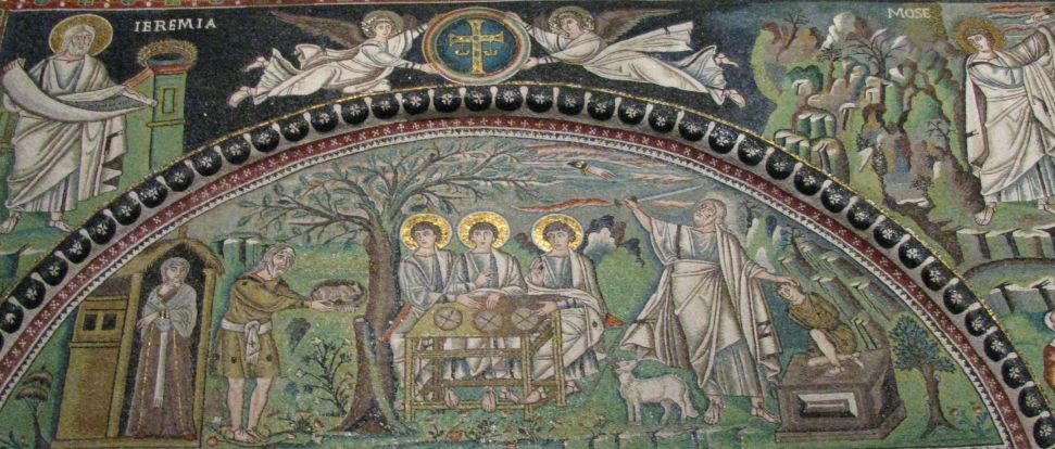 Ravenna's magnificent mosaics were realized during a time of upheaval that echoes today in Ukraine.