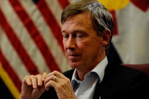"""Colorado Governor John Hickenlooper established an Obamacare state exchange that is now """"teetering,"""" according to a state official. [Credit: mnginteractive.com]"""