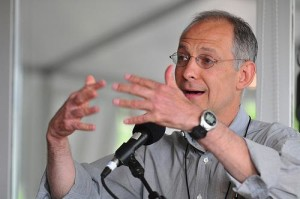 Zeke Emanuel is tired of paying for your medicine. [Credit: Maryland Public Radio]