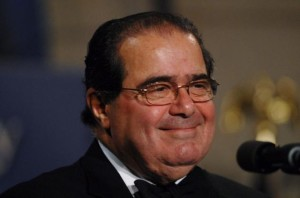 Supreme Court Justice Antonin Scalia, who died on Saturday, practiced a constitutional conservatism that is out-of-step with today's Right. [Credit: lifenews.com]